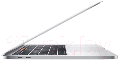 "Ноутбук Apple MacBook Pro 13"" Touch Bar 2019 128GB / MUHQ2 (серебристый)"