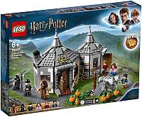 Конструктор Lego Harry Potter Хижина Хагрида: спасение Клювокрыла 75947 -