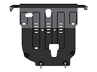 Защита картера и КПП SHERIFF для Hyundai Solaris / 10.3322 -
