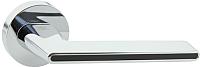Ручка дверная Arni Комета PC/Black / Z2046E62 -