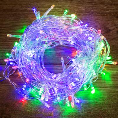 Светодиодная гирлянда Neon-Night Твинкл Лайт 303-199 гирлянда светодиодная neon night твинкл лайт 25 led свечение синее 4 м 303 013