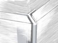 Уголок отделочный КТМ-2000 337-01 М 2.7м (серебристый) -
