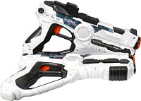 Набор игрушечного оружия 1Toy Со световыми и звуковыми эффектами Lazertag / Т12449 -