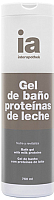 Гель для душа Interapothek С протеинами молока (750мл) -