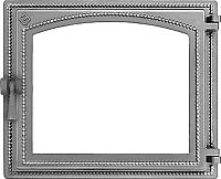 Дверца печная Везувий 240 (неокрашенная, без стекла) -