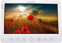 Видеодомофон Arsenal Грация HD (белый) -