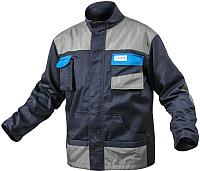 Куртка рабочая Hoegert HT5K281-XL (темно-синий) -