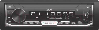 Бездисковая автомагнитола ACV AVS-816BW