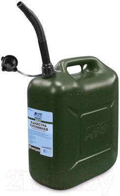 Канистра AVS TPK-Z 20 / A78494S (20л, темно-зеленый)