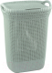 Корзина для белья Curver Knit Laundry Hamper / 228411 (синий) -
