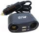 Разветвитель в прикуриватель AVS CS220U / 43263 -