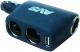 Разветвитель в прикуриватель AVS CS311U / 43264 -