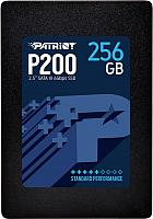 SSD диск Patriot P200 256GB (P200S256G25) -