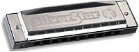 Губная гармошка Hohner Silver Star 504/20 A / M50410 -