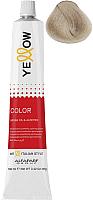 Крем-краска для волос Yellow Color тон 10.01 (100мл) -