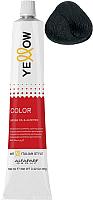 Крем-краска для волос Yellow Color тон 1 (100мл) -