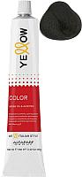 Крем-краска для волос Yellow Color тон 5.1 (100мл) -