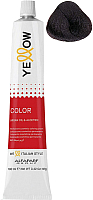 Крем-краска для волос Yellow Color тон 5.53 (100мл) -