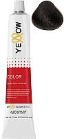 Крем-краска для волос Yellow Color тон 6.3 (100мл) -