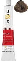 Крем-краска для волос Yellow Color тон 7.31 (100мл) -