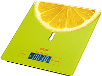 Кухонные весы Vitesse VS-616GRN (10кг) -