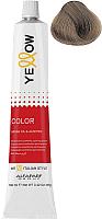 Крем-краска для волос Yellow Color тон 8.1 (100мл) -