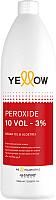 Крем для окисления краски Yellow Peroxide 10 Vol 3% (1л) -