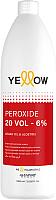 Крем для окисления краски Yellow Peroxide 20 Vol 6% (1л) -