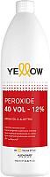 Крем для окисления краски Yellow Peroxide 40 Vol 12% (1л) -