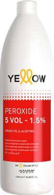 Крем для окисления краски Yellow Peroxide 5 Vol 1.5% (1л)