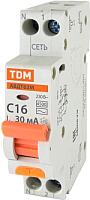 Дифференциальный автомат TDM SQ0202-0060 -