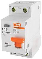Дифференциальный автомат TDM SQ0202-0502 -