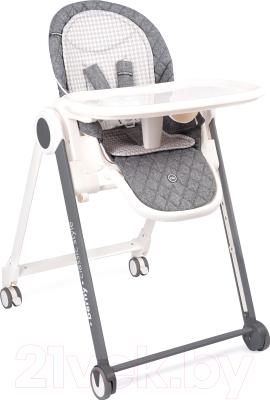 Стульчик для кормления Happy Baby Berny Basic New / 91002 (Dark Grey)