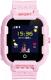 Умные часы детские Wonlex KT03 (розовый) -