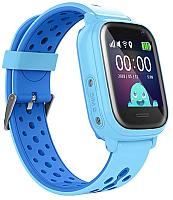 Умные часы детские Wonlex KT04 (синий) -