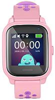 Умные часы детские Wonlex KT04 (розовый) -