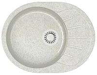 Мойка кухонная Elmar M-03 (белый гранит Q15) -