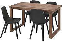 Обеденная группа Ikea Морбилонга/Одгер 493.050.71 -