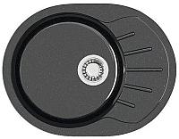 Мойка кухонная Elmar M-03 (черный Q4) -