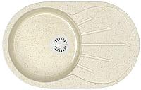 Мойка кухонная Elmar M-04 (бежевый Q4) -