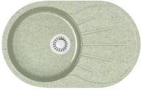 Мойка кухонная Elmar M-04 (салатовый Q12) -