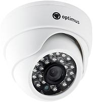 Аналоговая камера Optimus AHD-H022.1(2.8) V.2 -