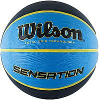 Баскетбольный мяч Wilson Sensation / WTB9118XB0702 (размер 7) -