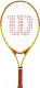 Теннисная ракетка Wilson 23 / WRT20390U (желтый/оранжевый) -