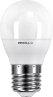 Лампа Ergolux LED-G45-7W-E27-6K / 12877 -