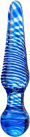 Фаллоимитатор Sexus Glass / 912150 (синий) -