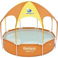 Каркасный бассейн Bestway Steel Pro UV Careful 56432 -