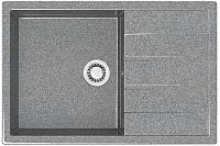 Мойка кухонная Elmar M-07 (темно-серый Q8) -
