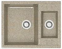 Мойка кухонная Elmar M-08 (песочный Q5) -