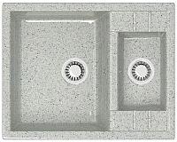 Мойка кухонная Elmar M-08 (светло-серый Q10) -